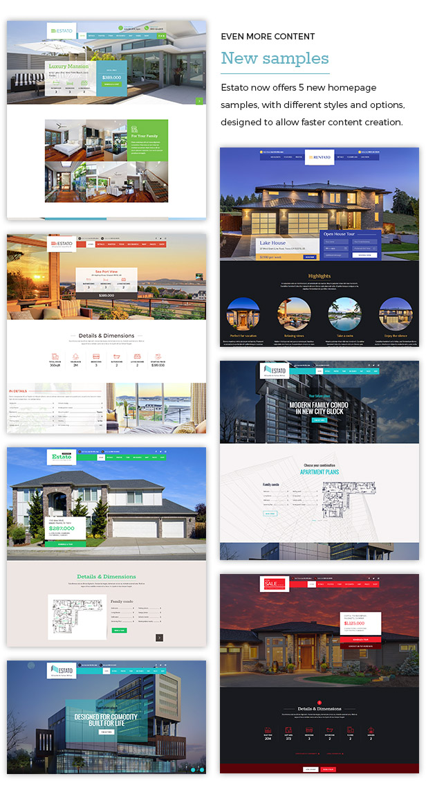Single Property Real Estate - Estato - 1