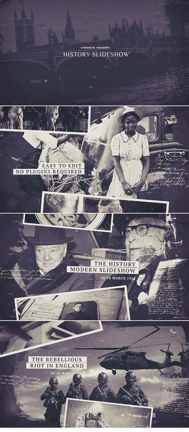The History Slideshow - 1