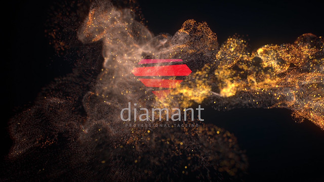 Elegant Soft Particles Logo Reveal - 6