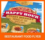 Restaurant Food Promotion Signage Banners - 2