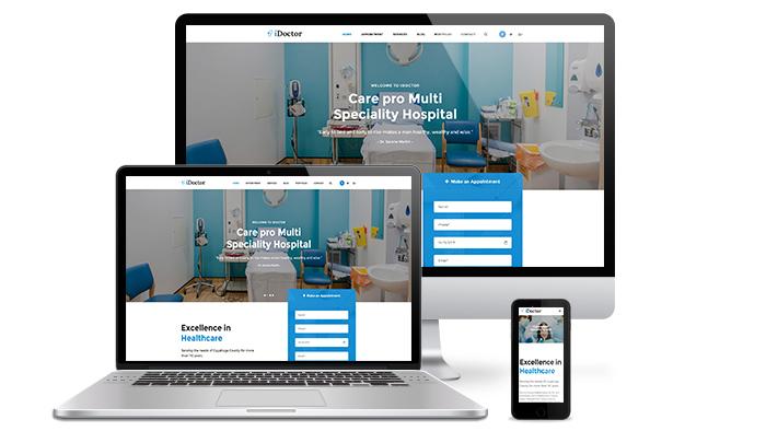 mediPress - Health and Doctor Medical WordPress Theme - 6