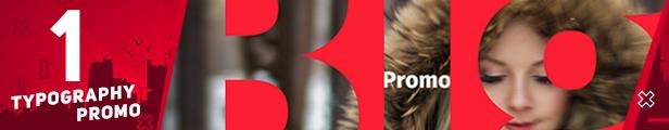Typography Promo / Stomp - 13