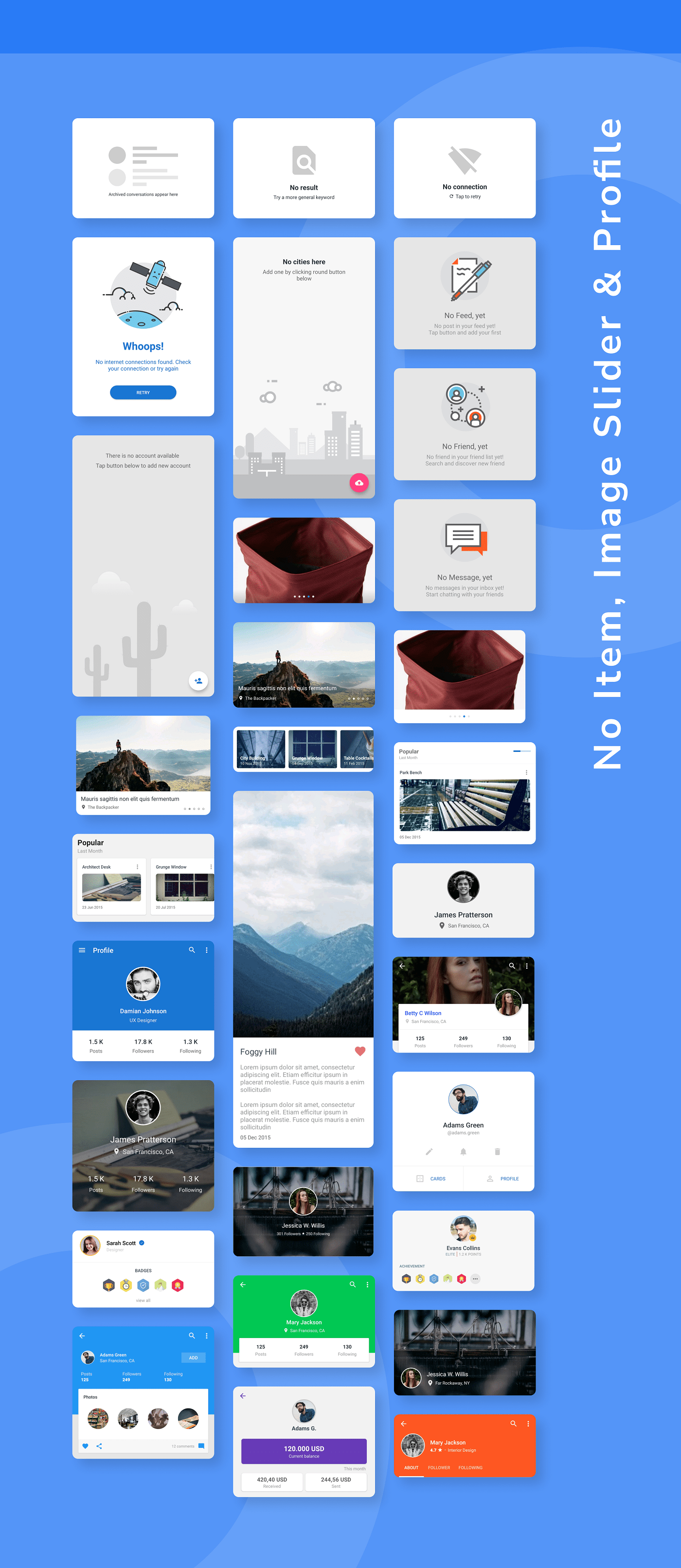 MaterialX - Android Material Design UI Components 2.7 - 23