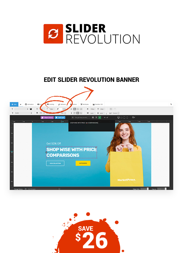 Marketo - eCommerce & Multivendor Marketplace Woocommerce WordPress Theme 8