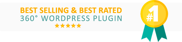 Best selling 360 WordPress Plugin