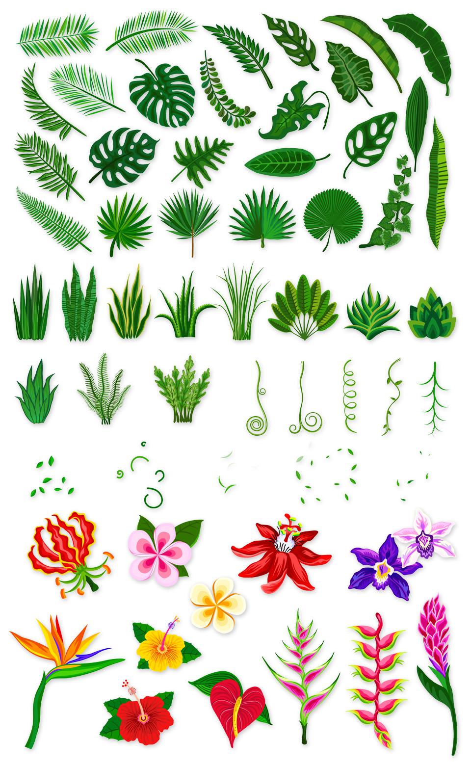 Floral Design Pack - 2