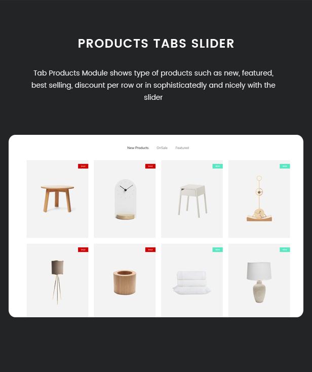 Nevara - Furniture Theme for WooCommerce WordPress 40