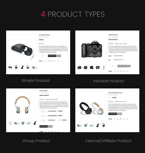 Etro Store - Electronics Store WooCommerce WordPress Theme (7 Homepages & 3 Mobile Layouts) - 8