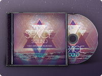 Space Sound CD Cover