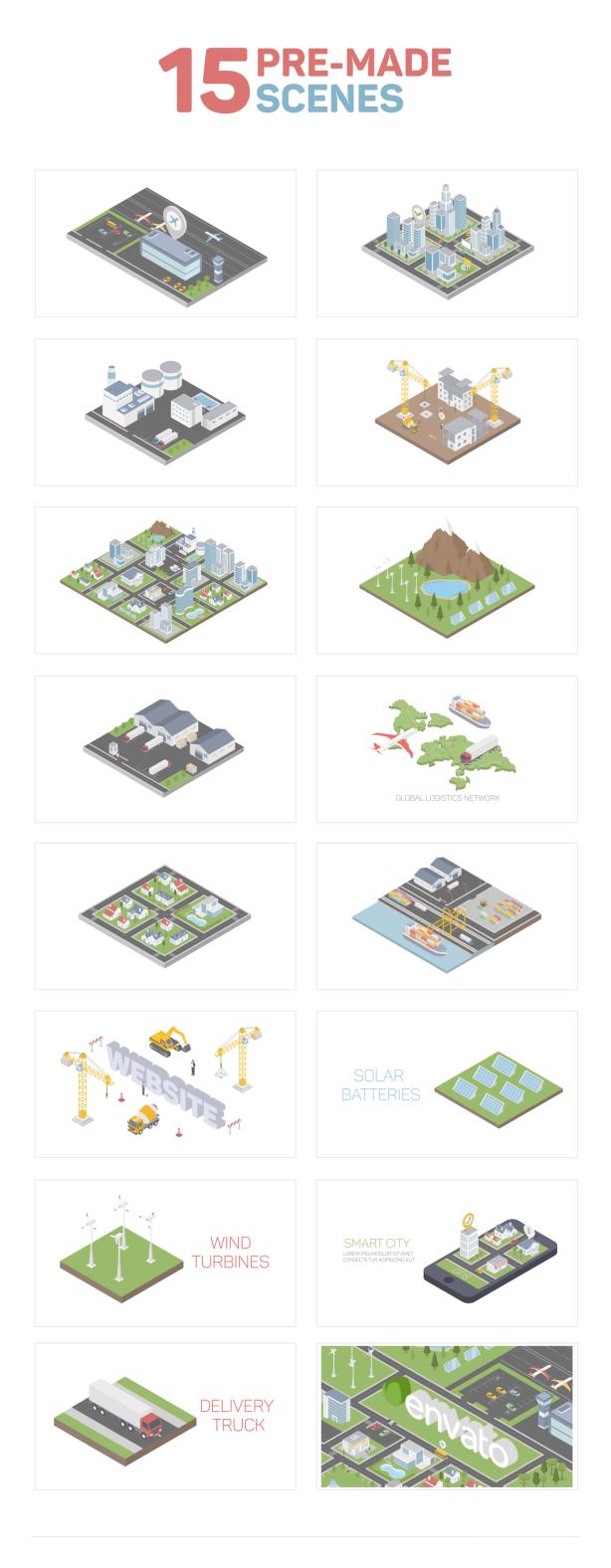 Isometric Map Builder - 5