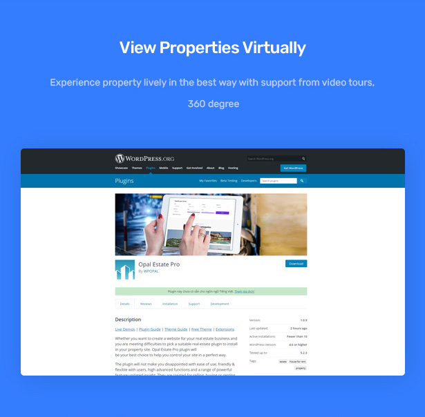 LateHome - Real Estate WordPress Theme 13