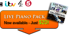 Ultimate Inspirational Piano Pack