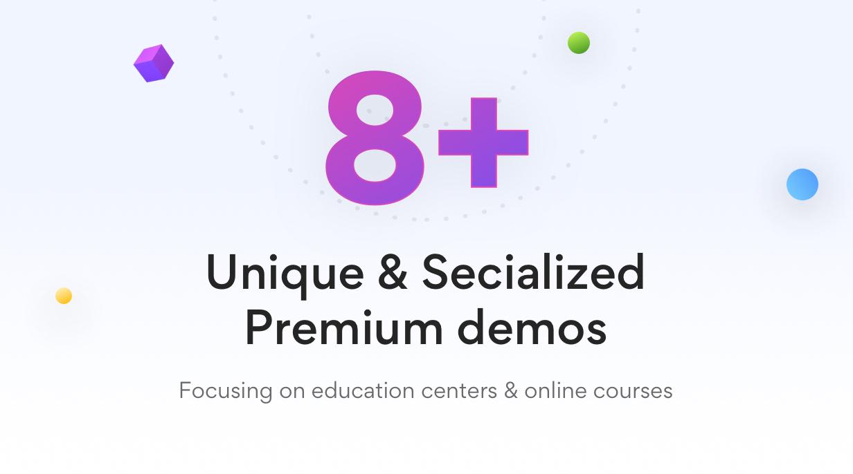 EduMall - Professional LMS Education Center WordPress Theme - 12