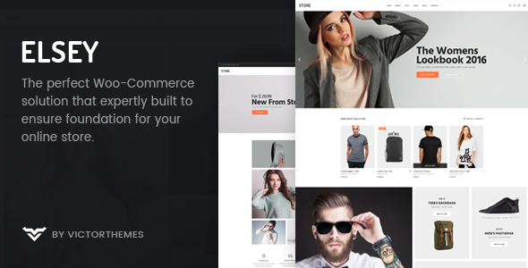 Elsey - Responsive eCommerce Theme