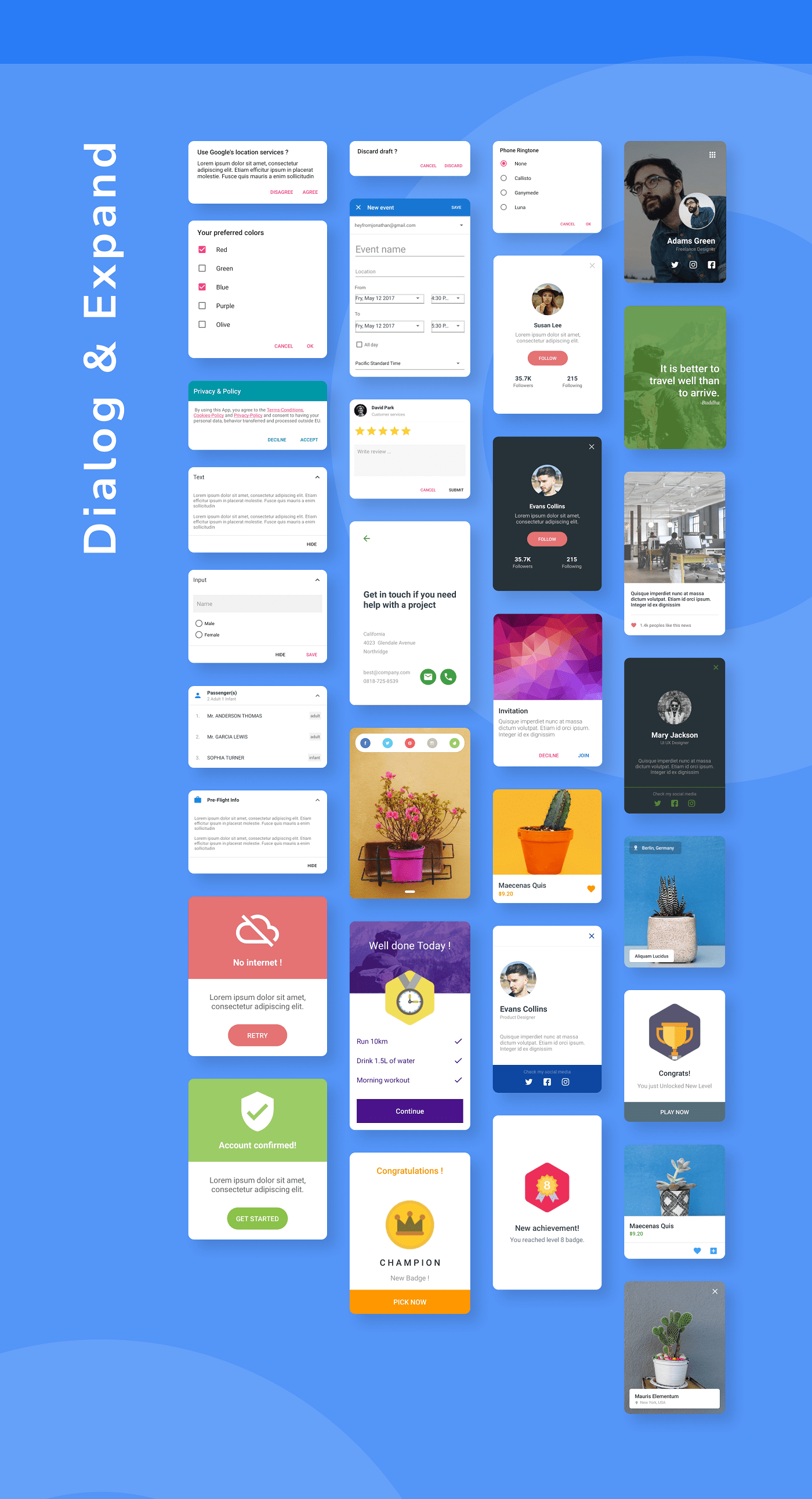 MaterialX - Android Material Design UI Components 2.7 - 13