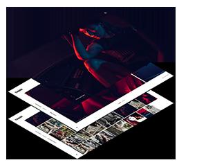 TIMBER – An Unusual Photography WordPress Theme - 3