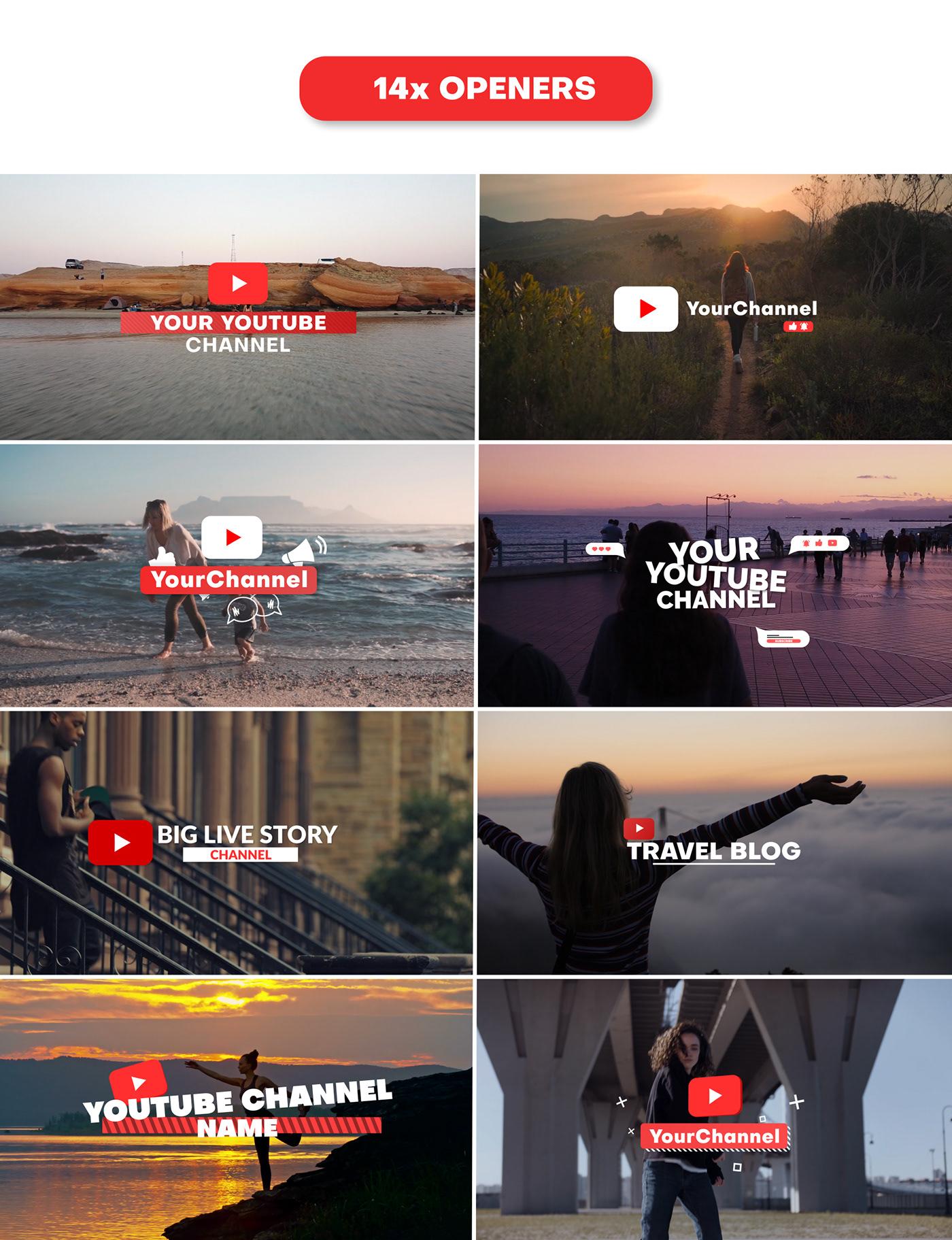 YouTube Promo Pack - 2