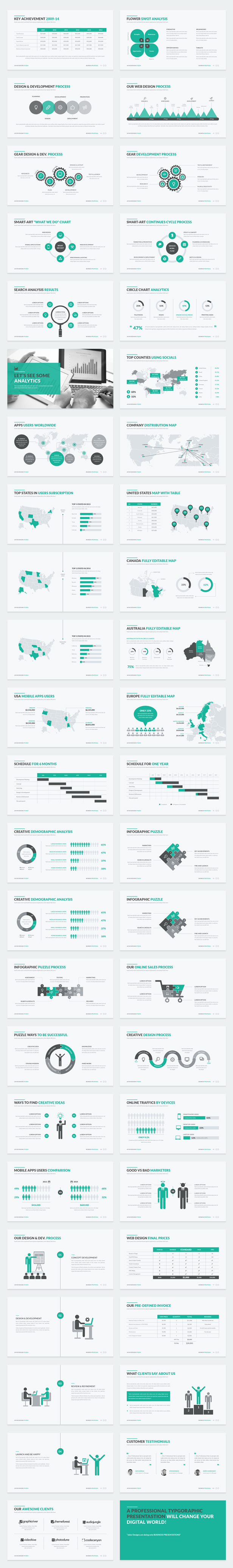 Business Proposal PowerPoint Template - 2