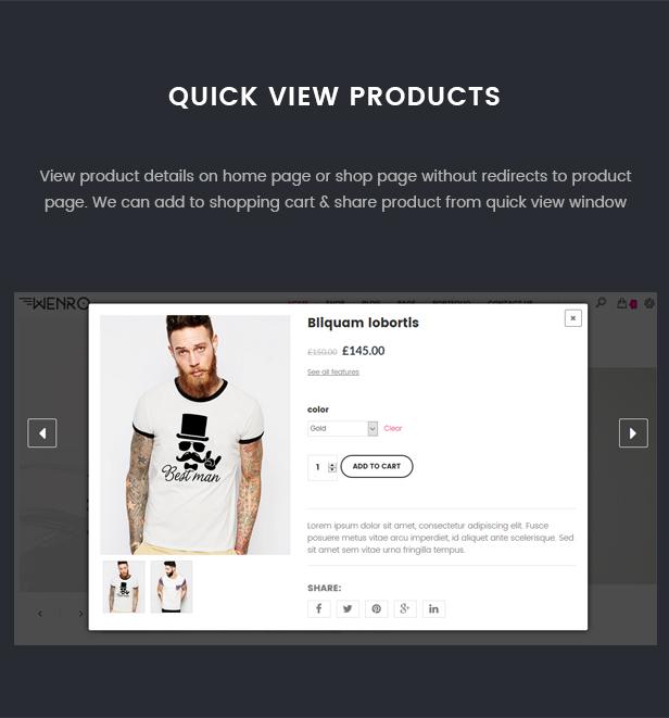 Wenro - Multipurpose WooCommerce WordPress Theme 47