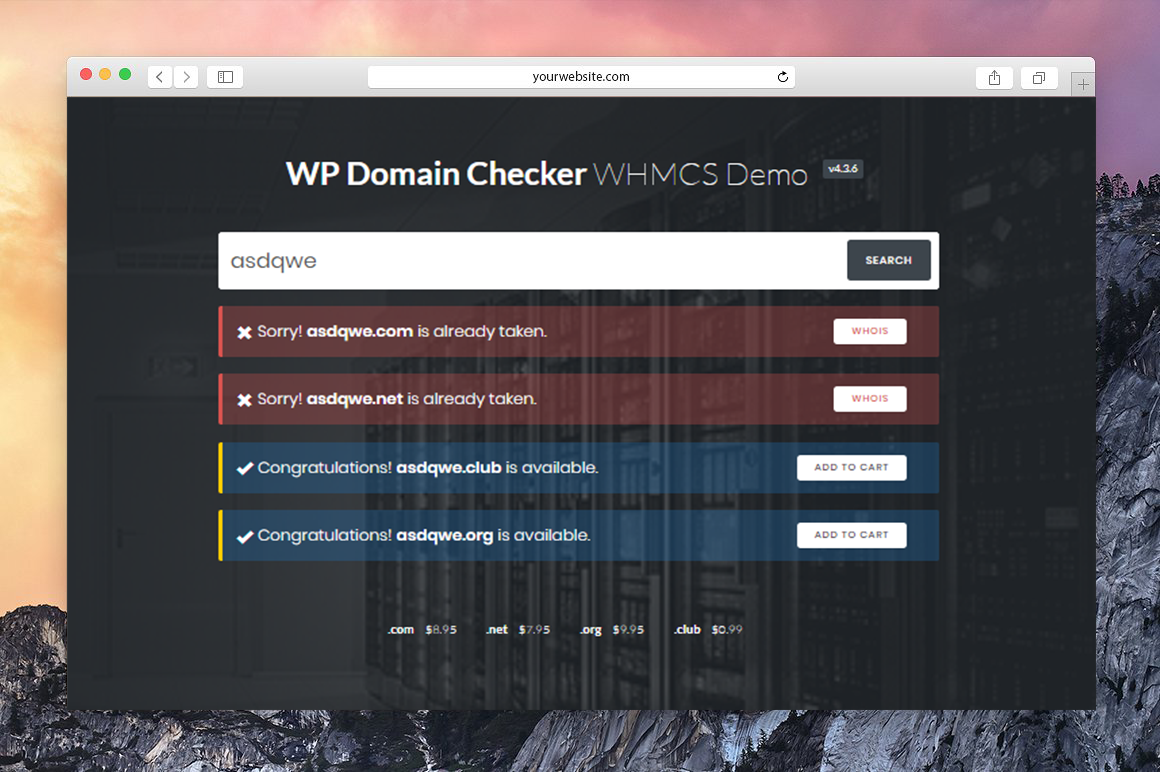 WP Domain Checker 5.0.4
