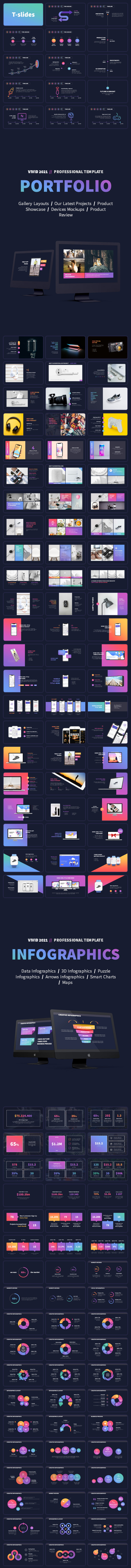 VIVID 2021 - Professional PowerPoint Presentation Template - 17