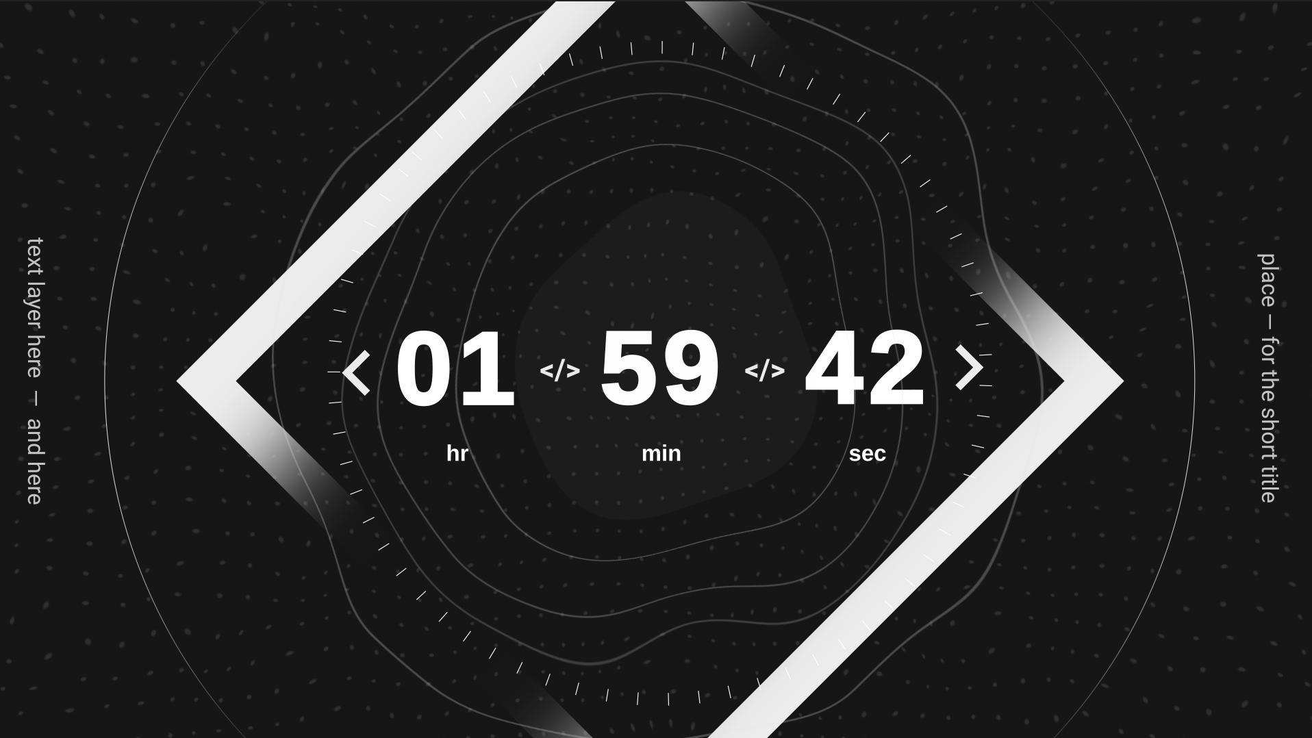 Countdowns & Timers Pack - 27