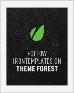 IronBand - Follow on Envato