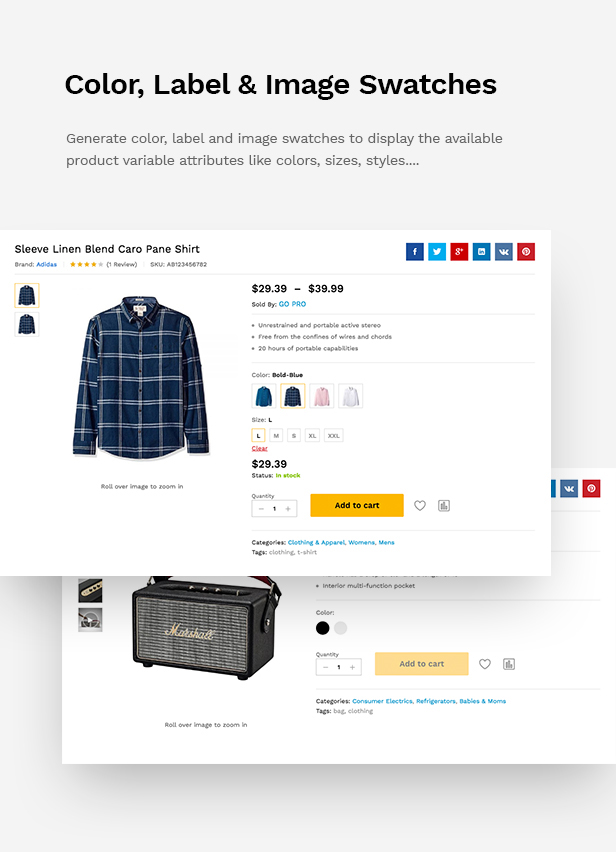 Martfury - WooCommerce Marketplace WordPress Theme - 20