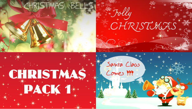 Christmas Rock Pack 8 - 2
