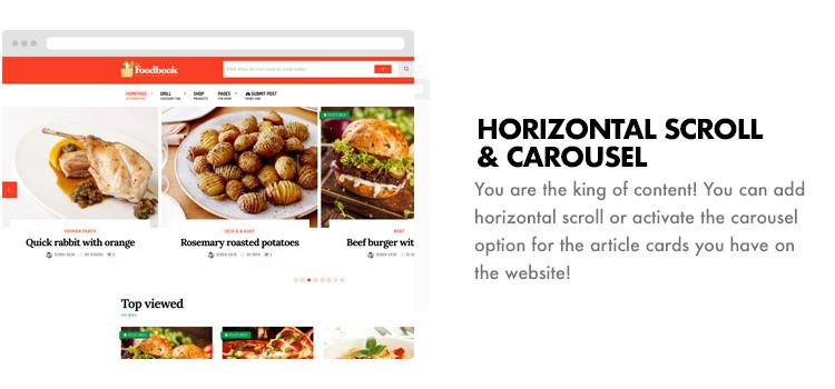 Foodbook - Receita da Comunidade, Blog, Food & Restaurant Theme - 23