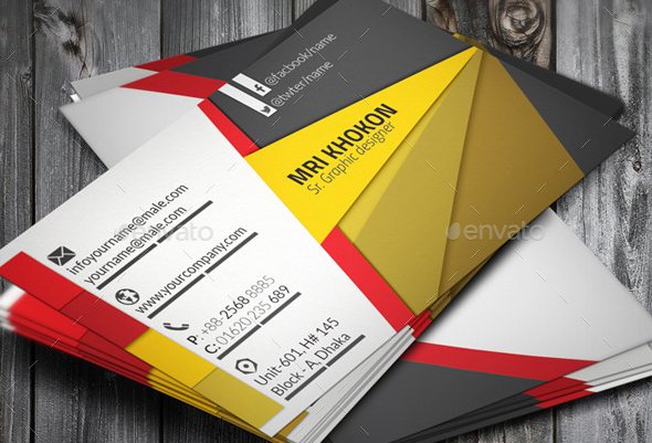 Promotion Flyer Template - 1
