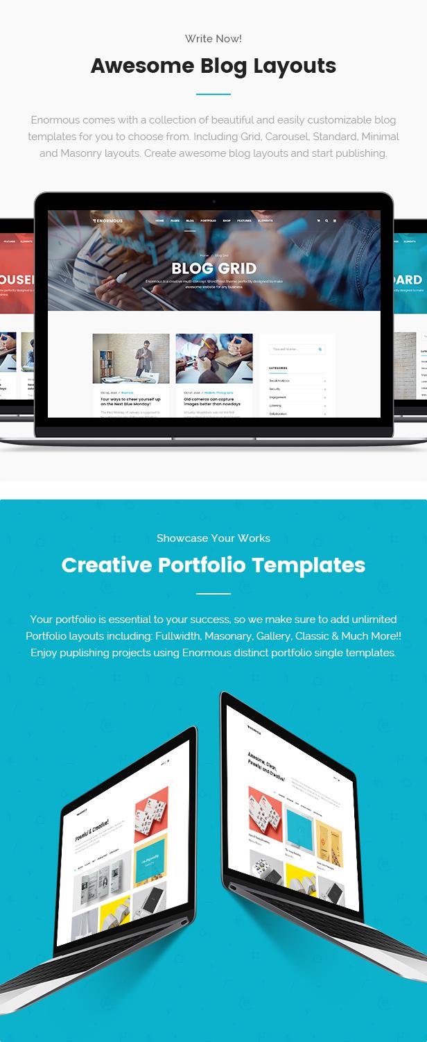 Enormous - Responsive Multi-Purpose HTML5 Template - 10