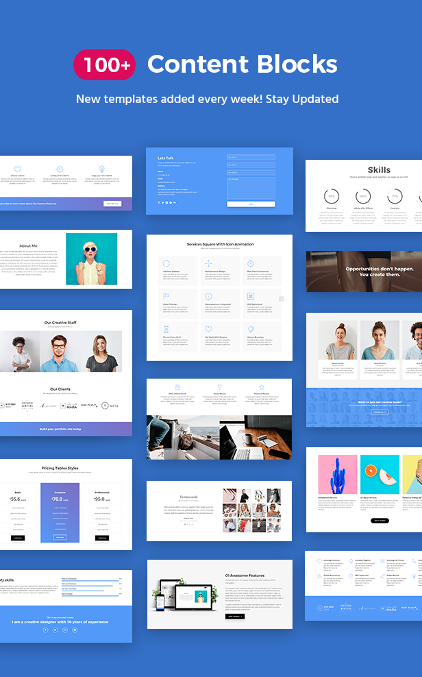 Onero Creative Portfolio Theme For Professionals By Ellethemes