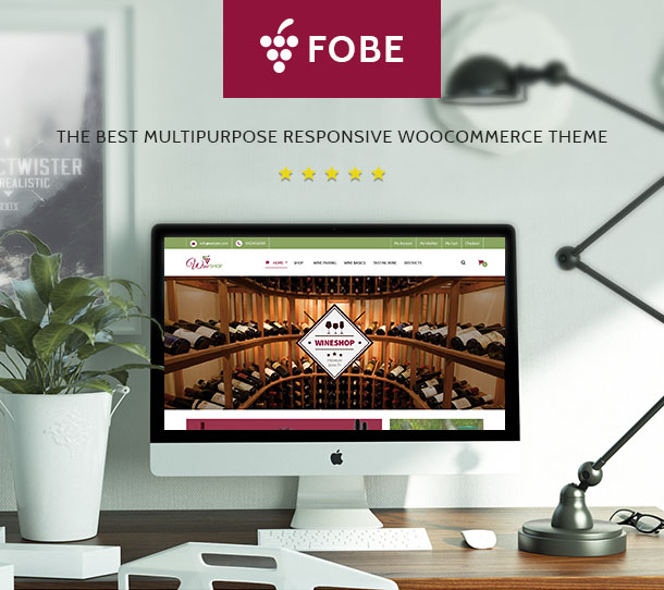 VG Fobe - Multipurpose Responsive WooCommerce Theme - 5