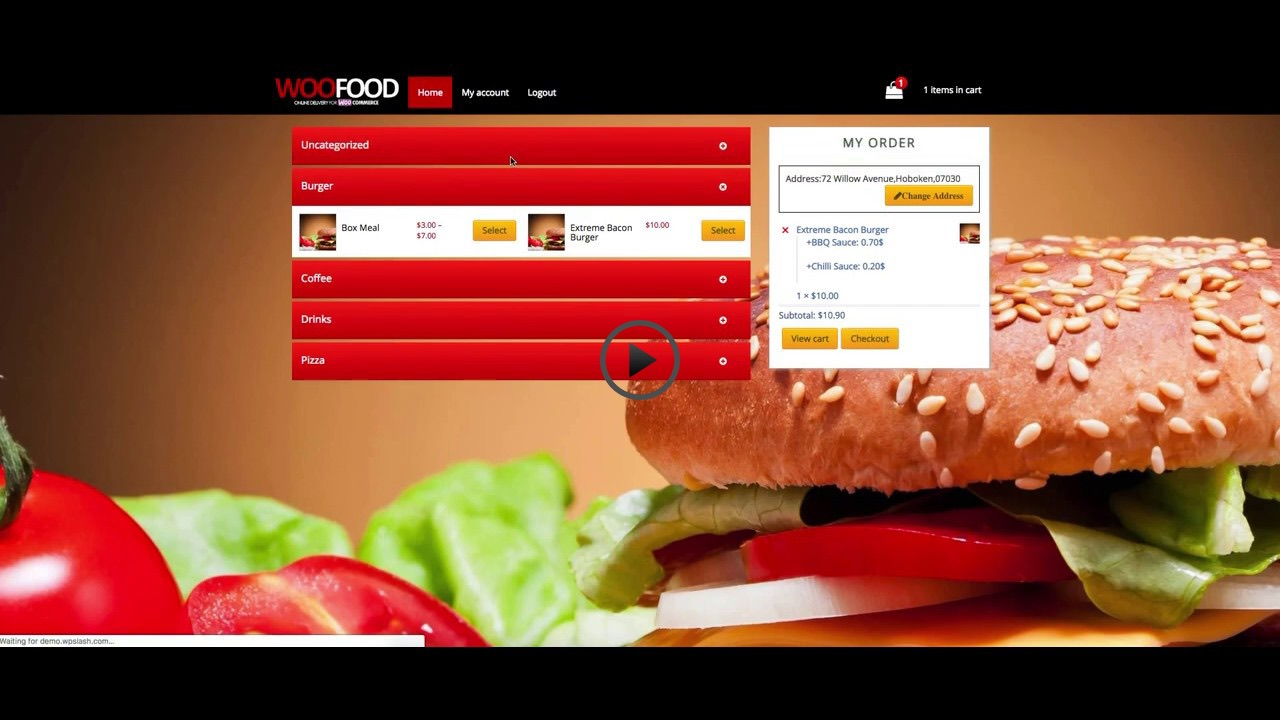 WooFood - Online Delivery for WooCommerce & Automatic Order Printing - 5