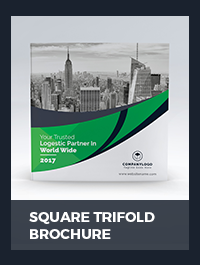 Square Brochure - 24