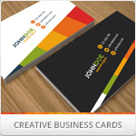 Simple & Creative Business Cards