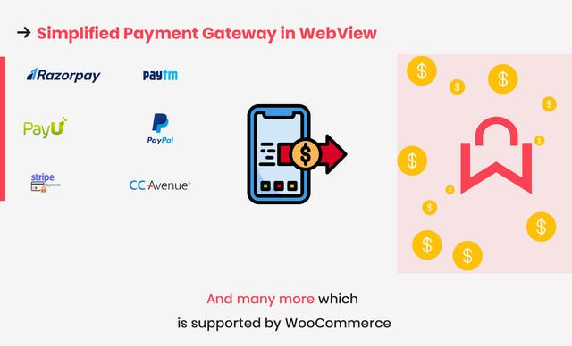 WooBox - WooCommerce Android App  E-commerce Full Mobile App + kotlin - 6