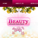 Beauty Website theme by OwlTemplates.com