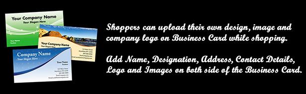 WooCommerce Business Card & Flyer Design - 10