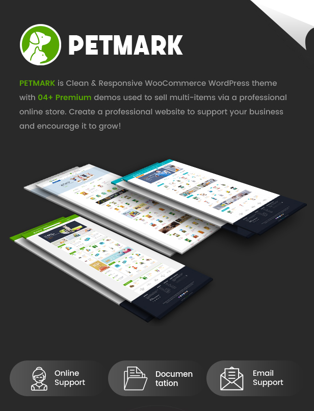 PetMark - Responsive WooCommerce WordPress Theme 22