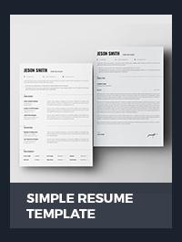 Resume Template - 15