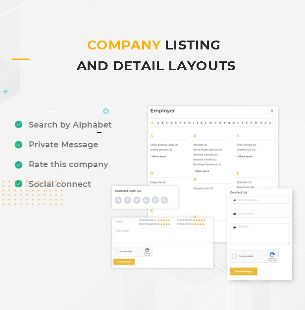 Jobmonster - Job Board WordPress Theme - 6