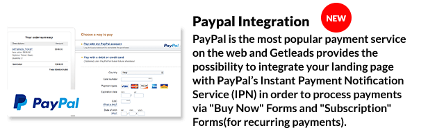 Getleads - Landing Page Pack with Page Builder - 6