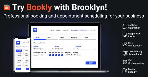 Brooklyn | Creative Multipurpose Responsive WordPress Theme - 12