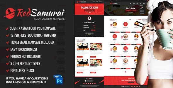 The Bebop Anime and Comic HTML Convention Template - 25