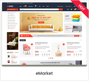 OneMall - Multipurpose eCommerce & MarketPlace WordPress Theme (Mobile Layouts Included)
