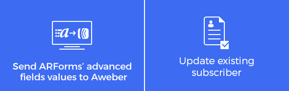 Advanced Aweber integration with ARForms - 1