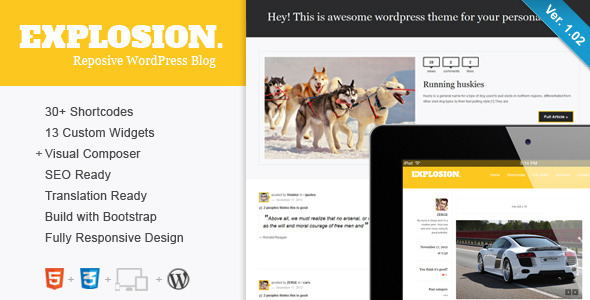WorldNews - Responsive WordPress Blog\Magazine - 34