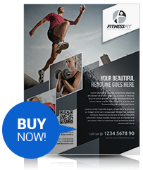 Fitness & Sport Flyer Template Vol.14 - 11